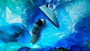 Buty zrobione ze śmieci okazały się hitem. Adidas sprzedał już ponad milion par