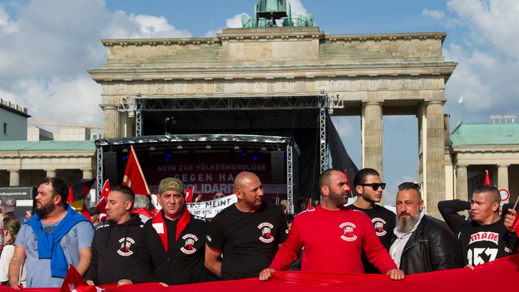 Bundestag o masakrze Ormian: ludobójstwo