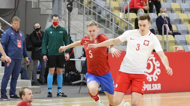 El. ME w futsalu: Awans Polaków po wygranej z Czechami