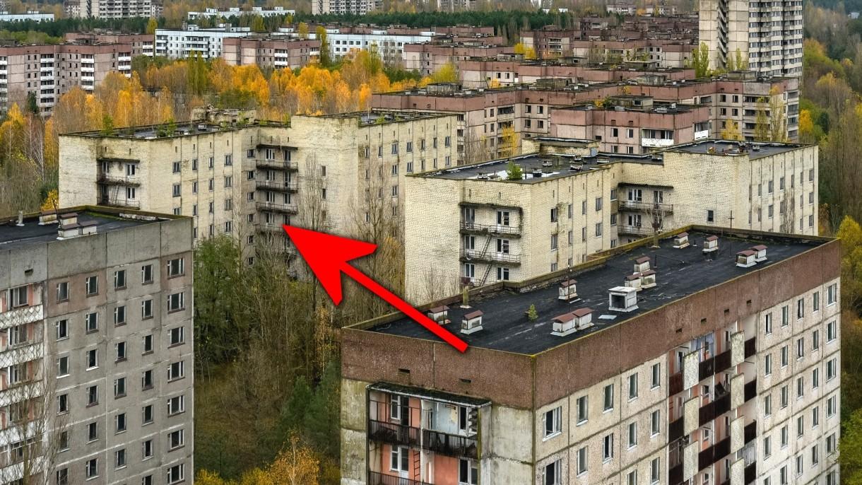 Polacy odkryli w Czarnobylu mieszkanie Walerego Chodemczuka, który zginął w reaktorze