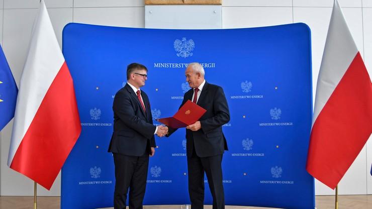 Senator Gawęda nowym wiceministrem energii, zastąpił Tobiszowskiego