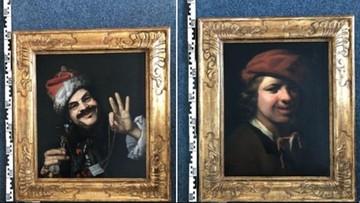 Obrazy sprzed ponad 300 lat w śmietniku. Kto wyrzucił dzieła sztuki?