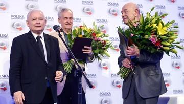 Bracia Krauze otrzymali nagrodę im. Lecha Kaczyńskiego