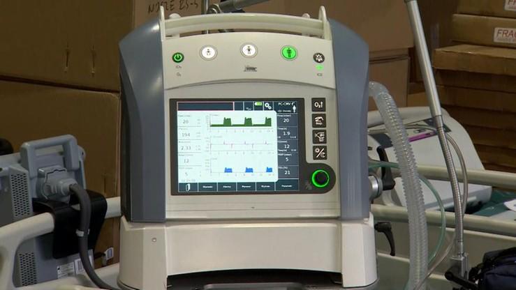 Wolne respiratory. Ile urządzeń jest w całym kraju?