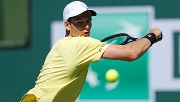 Hurkacz awansował do ćwierćfinału turnieju ATP w Indian Wells
