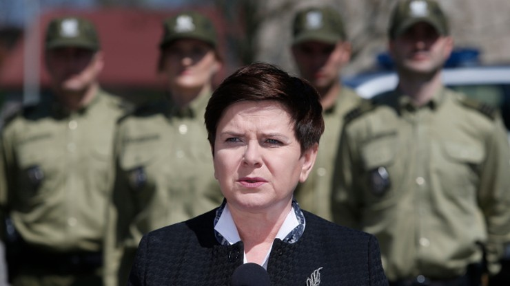 Premier: bezpieczeństwo Polski i Polaków to nasz cel i priorytet