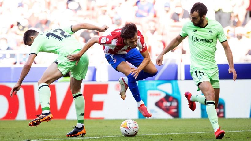 La Liga: Bez bramek w meczu Atletico z Athletic