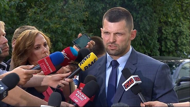 """Kołecki zrezygnował z funkcji prezesa Polskiego Związku Podnoszenia Ciężarów. """"Jest mi przykro i wstyd"""""""