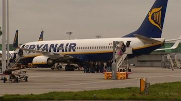 Dramatyczny lot linii Ryanair. Nagła dekompresja i 33 pasażerów w szpitalu. Krwawili z uszu