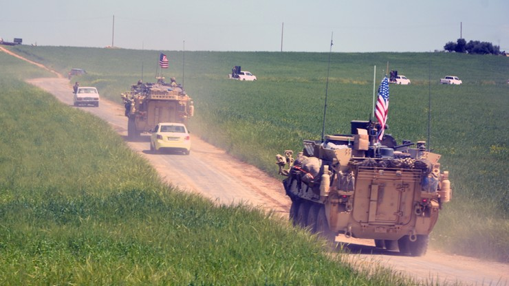 Trump grozi Turcji katastrofą gospodarczą w przypadku ataku na Kurdów