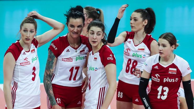 Liga Narodów siatkarek 2021: Polska - Tajlandia. Transmisja i stream online