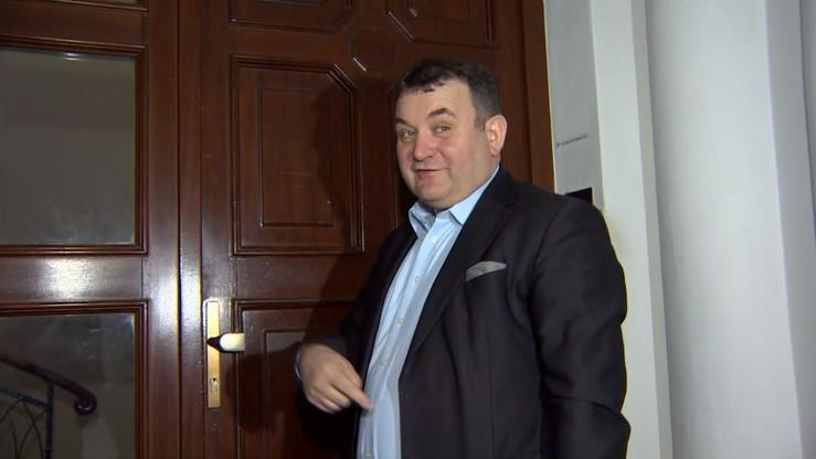 Gawłowski w sądzie: trafiłem tutaj z powodów czysto politycznych