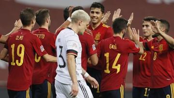 Liga Narodów: Deklasacja w hicie! Hiszpania rozbiła Niemcy 6:0 (WIDEO)