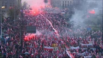 """Marsz Niepodległości pomimo epidemii. """"Bo środowiska lewackie mogą manifestować"""""""