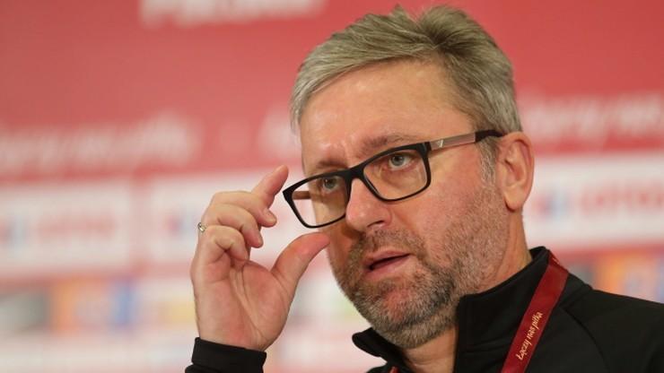 Jerzy Brzęczek rozmawiał ze Śląskiem Wrocław