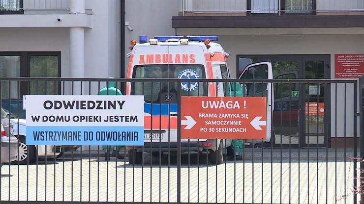 Prawie 47 tysięcy zakażonych koronawirusem w Polsce