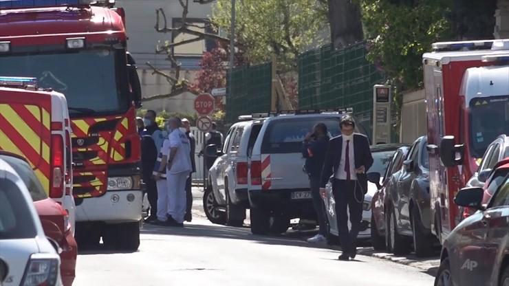 Francja. Atak nożownika przed komendą policji w Rambouillet. Nie żyje kobieta