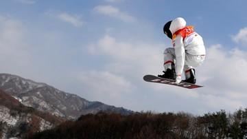 Pjongczang 2018: Trzecie olimpijskie złoto White'a w halfpipe'ie