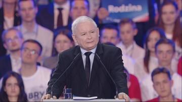 Hattrick Kaczyńskiego: 4 tys. zł minimalnej pensji, 13. i 14. emerytura, dopłaty do hektara