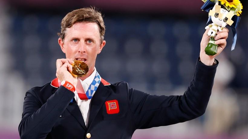 Tokio 2020: Ben Maher mistrzem olimpijskim w jeździeckim konkursie skoków przez przeszkody
