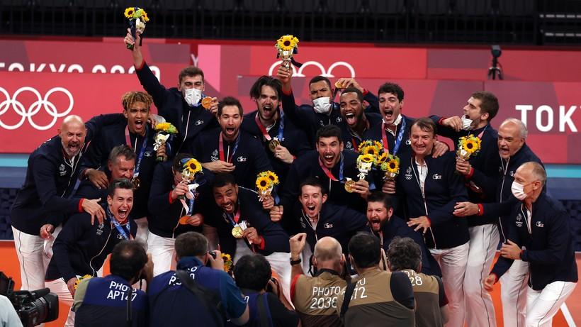 Tokio 2020. Stephane Antiga o złotym medalu Francuzów: Turniej olimpijski jest magiczny