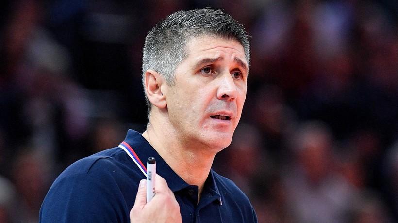 Slobodan Kovac zwolniony z pracy