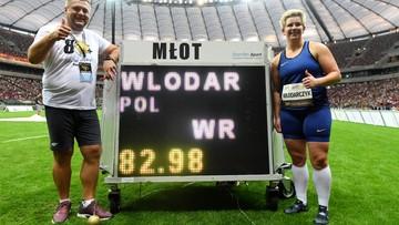Szymon Ziółkowski przewidział nowy rekord Anity Włodarczyk. Na antenie Polsat News!