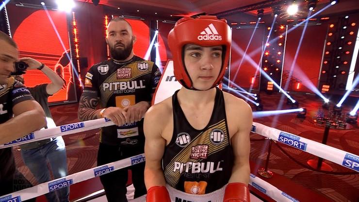 Polsat Boxing Night 9: Marcel Materla pokonał Filipa Lewandowskiego na otwarcie gali