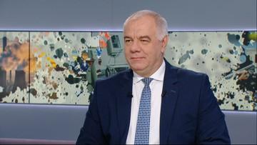 PSL w koalicji rządzącej? Jest komentarz Sasina