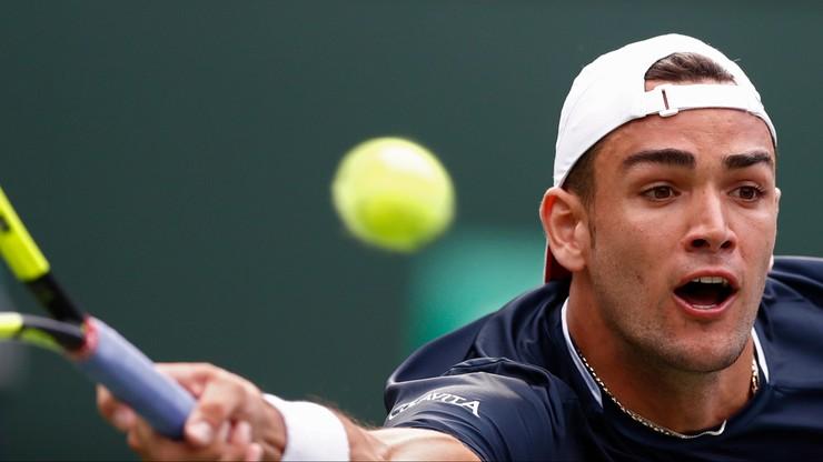 ATP w Budapeszcie: Drugi tytuł Berrettiniego