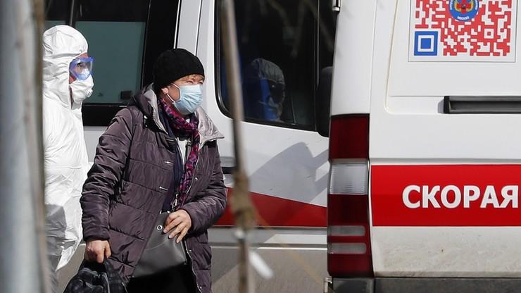 Rosyjscy oligarchowie wykupują respiratory. Urządzają w domach prowizoryczne kliniki