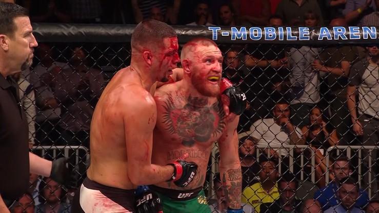 Diaz dołączył do wojny McGregora z Mayweatherem!