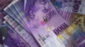 Bank centralny Szwajcarii utrzymał stopy procentowe bez zmian