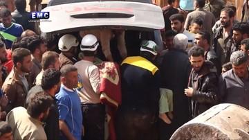 20 osób, w tym 16 dzieci, zginęło w nalocie w prowincji Idlib w Syrii