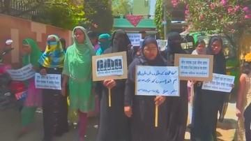 W Indiach zakazano muzułmańskich rozwodów