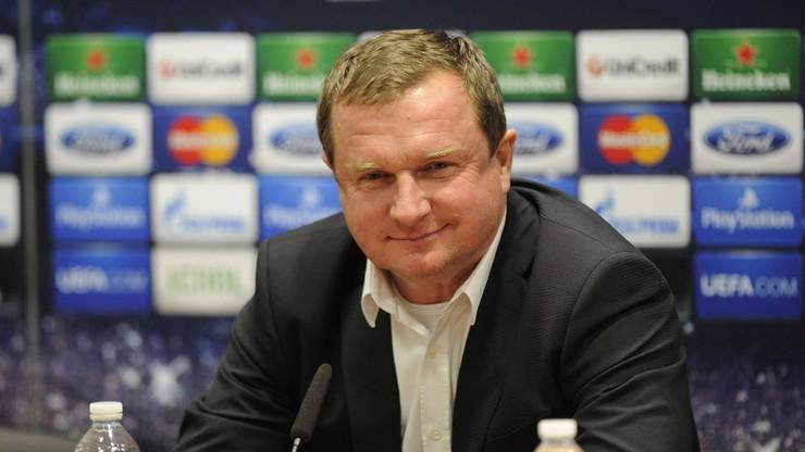 Były selekcjoner reprezentacji Czech trenerem Góralskiego i Swierczoka