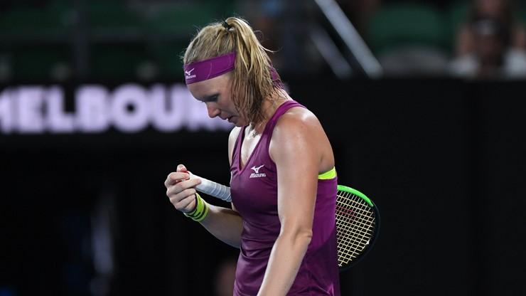 WTA w Charleston: Bertens lepsza od Goerges w finale