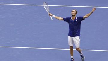 ATP Finals: Miedwiediew i Tsitsipas pewni udziału, Hurkacz z szansą na występ