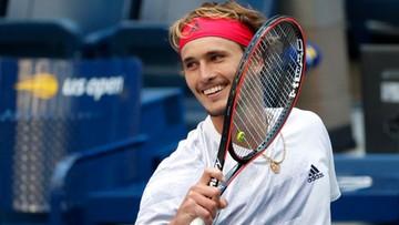 US Open: Awans Alexandera Zvereva do półfinału