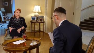 Mosbacher w Polsat News: mam nadzieję, że ruch bezwizowy dla Polaków zostanie wprowadzony w tym roku