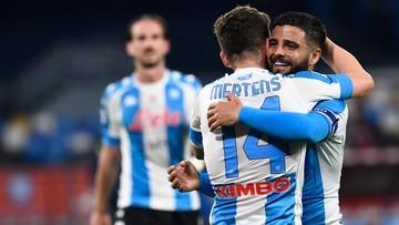 Serie A: Siedem goli! Wygrana Napoli w szalonym meczu, asysta Zielińskiego
