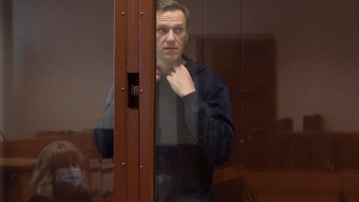 Nawalny został zaklasyfikowany jako więzień skłonny do ucieczki