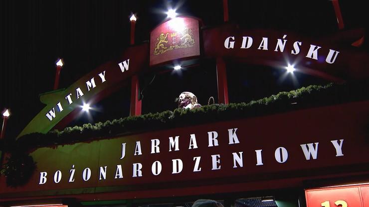 Jarmark w Gdańsku czynny będzie codziennie, do 1 stycznia włącznie