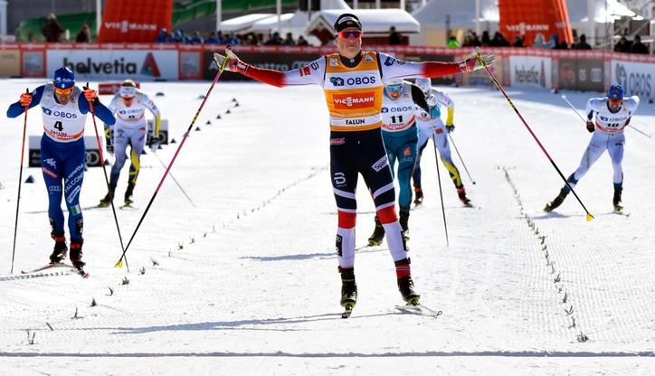 PŚ w biegach: Klaebo zdobył Kryształową Kulę