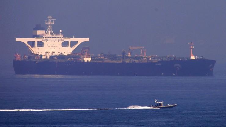 """Pompeo: zwolnienie irańskiego tankowca przez władze Gibraltaru """"godne ubolewania"""""""