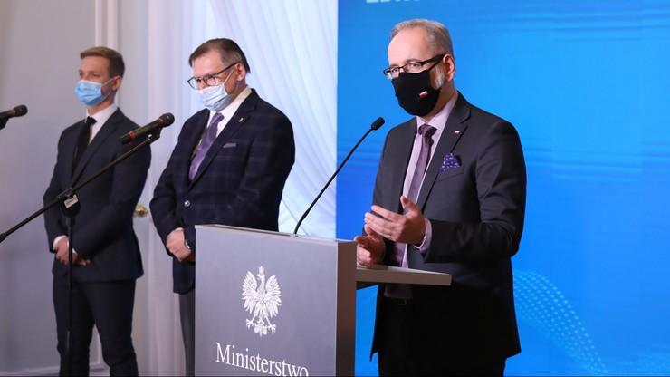 Minister zdrowia: do 29 listopada utrzymany będzie stan, w jakim jesteśmy