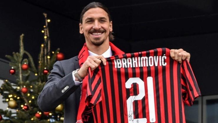 Ibrahimovic uciekł z Włoch do Szwecji prywatnym odrzutowcem