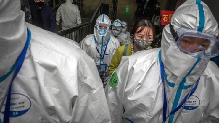 Z powodu koronawirusa zmarło w Wuhanie 50 proc. więcej ludzi niż podawano