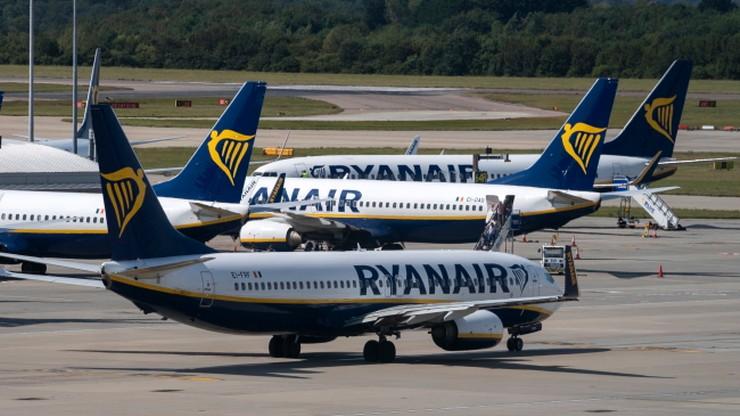 Ryanair zwalnia pracowników. Cięcia również w Polsce