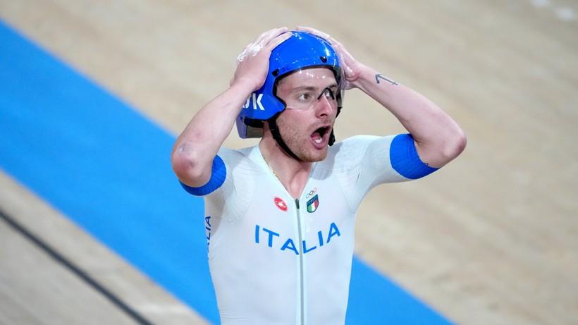 Tokio 2020: Złoty medal i rekord świata Włochów w wyścigu na dochodzenie